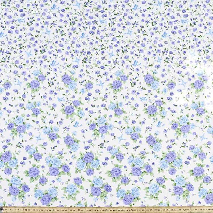 Gertie By Gretchen Hirsch Birdie Floral Printed Cotton