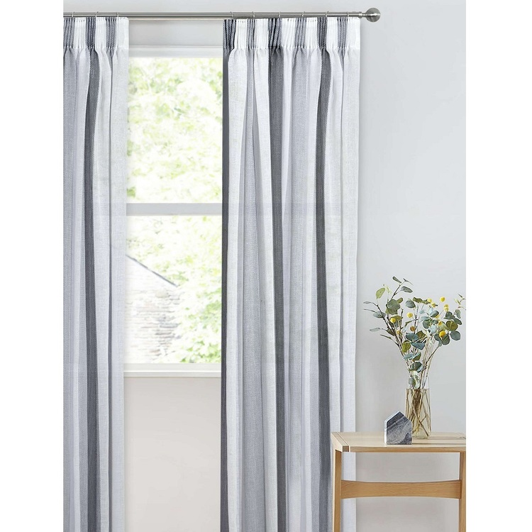 Caprice Keylargo Pencil Pleat Curtain