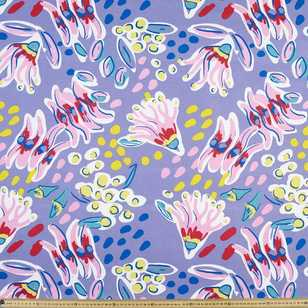 Ellie Whittaker Bold Floral Printed Fabric