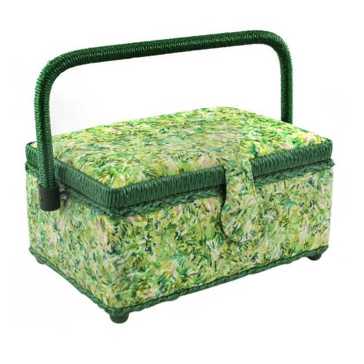 Semco Willow Sewing Basket