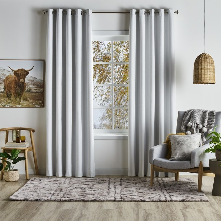 KOO Willow Eyelet Curtains