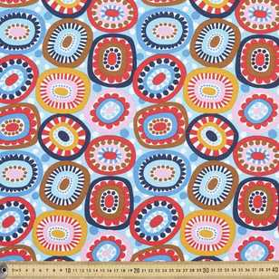 Jocelyn Proust Bold Circles Curtain Fabric