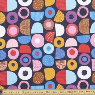 Jocelyn Proust Bold Shapes Printed Fabric