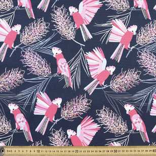 Jocelyn Proust Cockatoo Printed Fabric