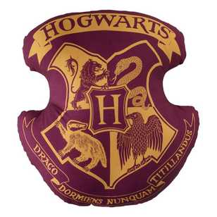 Harry Potter Hogwarts Cushion