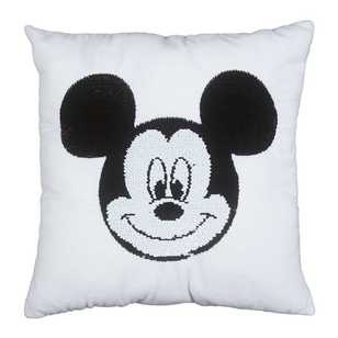 Mickey Sequin Cushion
