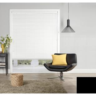Windowshade 50 mm White Faux Wood Venetian Blind