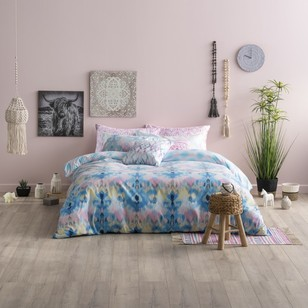 Ombre Home Beautiful Nomad Cyrus Quilt Cover Set