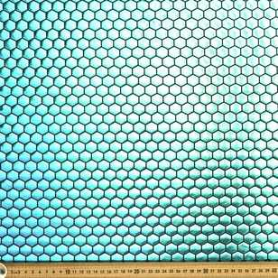 Yaya Han 4-Way Oil Slick Hex Design Fabric
