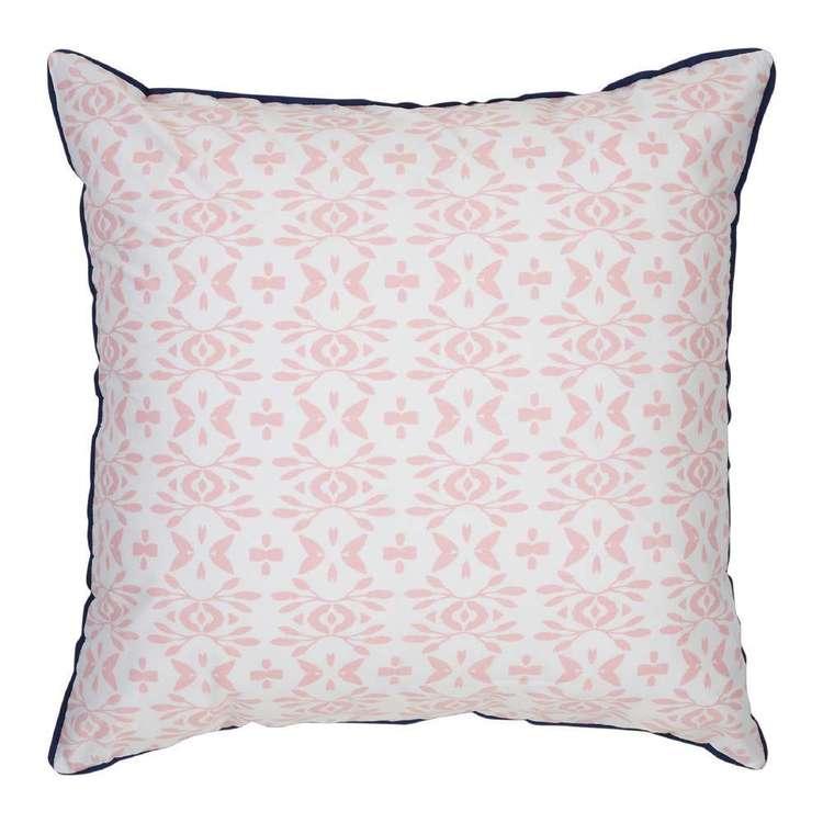Belmondo Provincial Poppy European Pillowcase