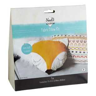 Needle Creations Fox Pillow Kit
