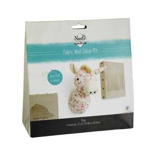 Needle Creations Pony Wall Decor Kit