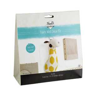 Needle Creations Giraffe Wall Decor Kit