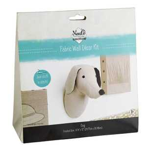 Needle Creations Dog Wall Decor Kit