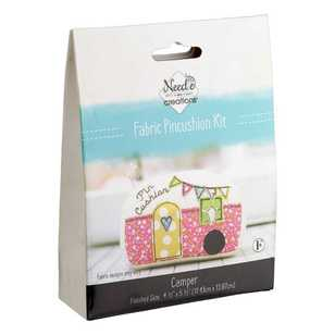 Needle Creations Camper Pincushion Kit