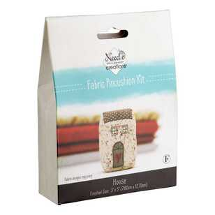 Needle Creations House Pincushion Kit