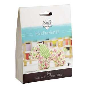Needle Creations Dog Pincushion Kit