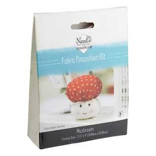 Needle Creations Mushroom Pincushion Kit