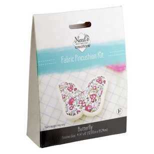Needle Creations Butterfly Pincushion Kit