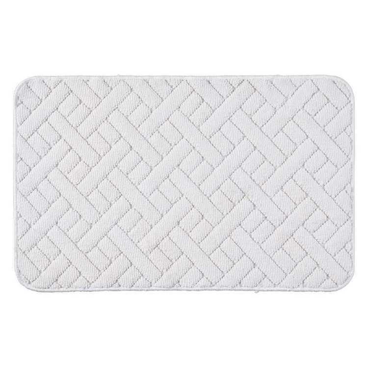Luxury Living Colton Bath Mat