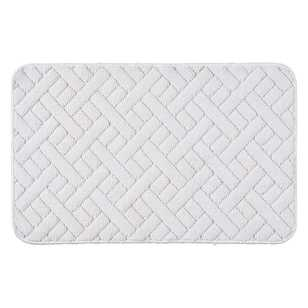 Luxury Living Colton Bath Mat