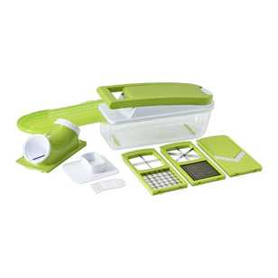 Equip Healthy Eating 19 Vegetable Prep Station - 10 Pieces