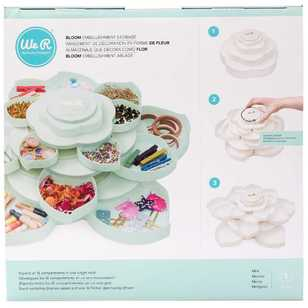 We R Memory Keepers Bloom Embellishment Storage