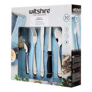 Wiltshire 50 Piece Bronte Cutlery Set