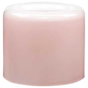 Bouclair Calming Coccon Glass Candle Holder