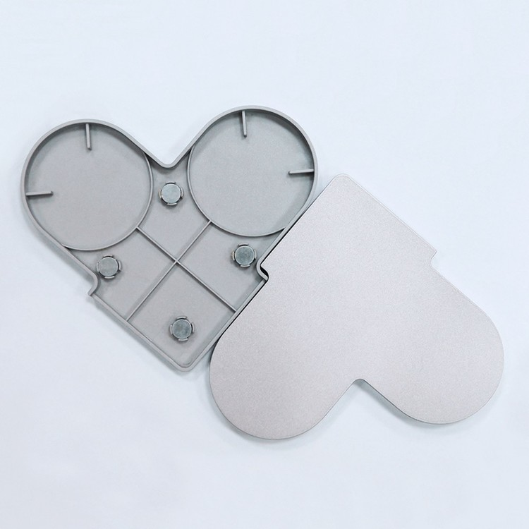 Double Magnetic Bracket Cover