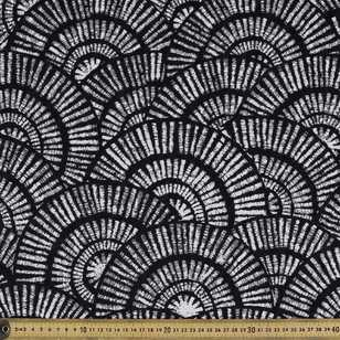 Medallions Weather Resistant Canvas Fabric