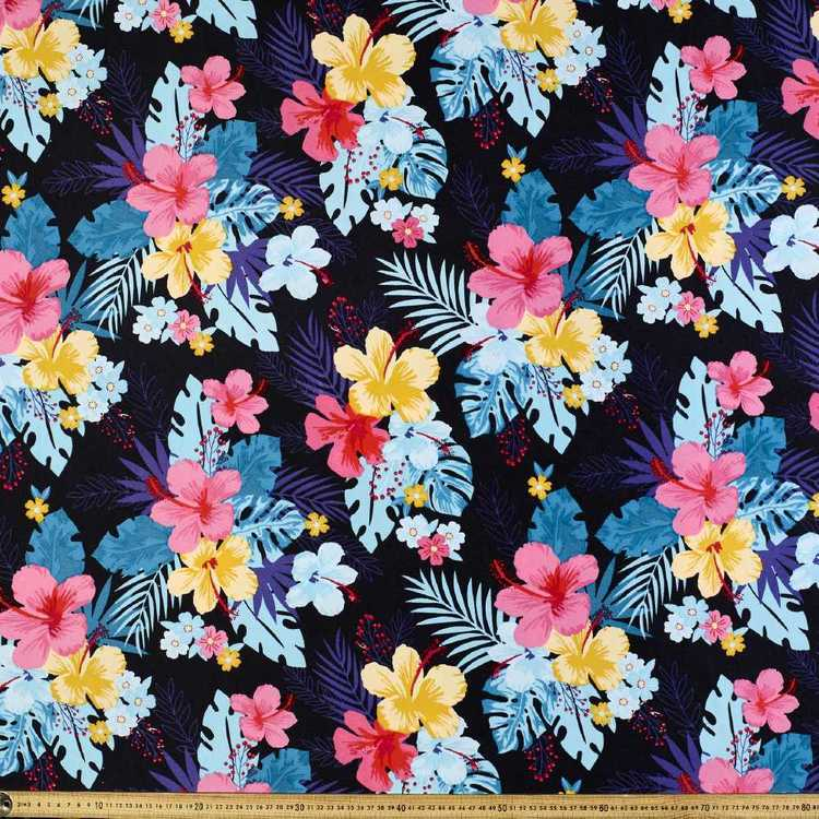 Havana Weather Proof Floral Fabric