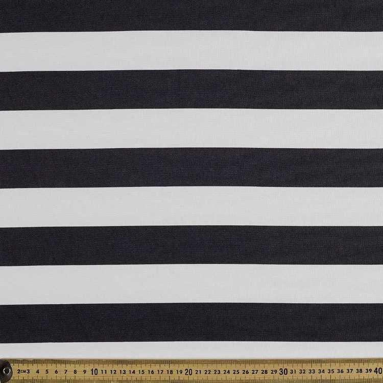 Coastal Stripe Weather Resistant Canvas Fabric