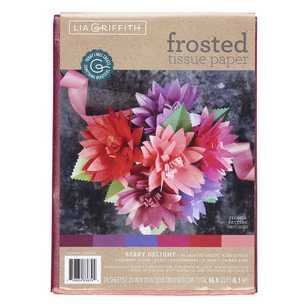 Lia Griffith Berry Delight Frosted Tissue Paper Pack