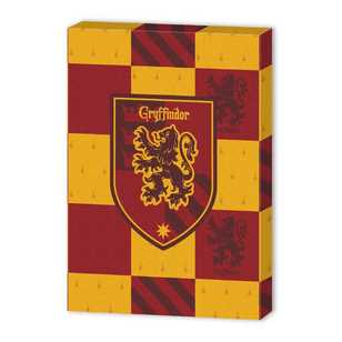 Harry Potter Gryffindor Wall Canvas