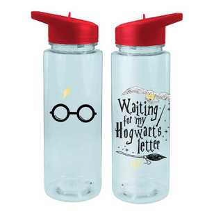 Harry Potter Glass Drink Bottle