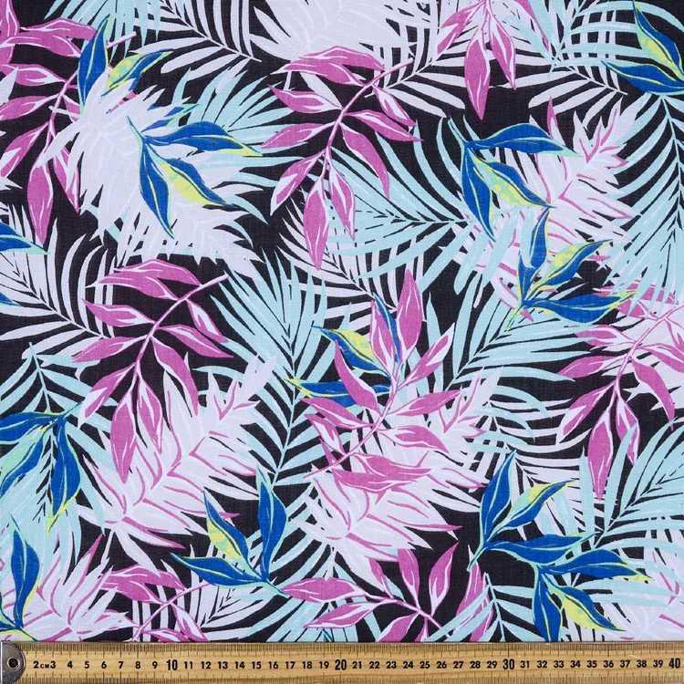 Linen Look Vuni Polyester Fabric