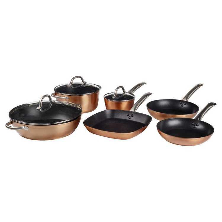 Saute Copperx Cookset
