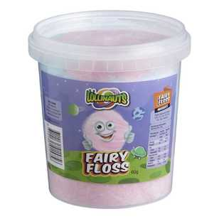 Lollilnauts Fairy Floss