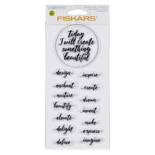 Fiskars Lia Griffith Inspiration Stamps