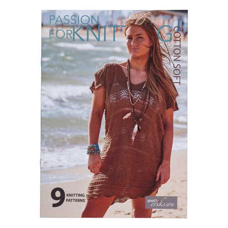 Anette Eriksson Cotton Soft Pattern Book