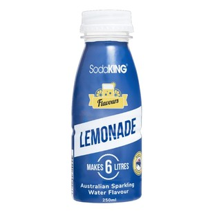 SodaKING Lemonade Syrup