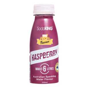SodaKING Raspberry