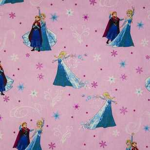Disney Frozen Sisters Curtain Fabric