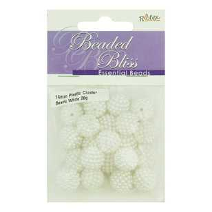 Ribtex Beaded Bliss Plastic Bead Cluster