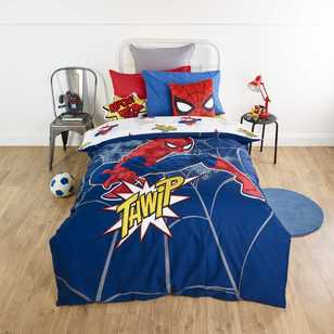 Spider-Man Homecoming Quilt Cover Set