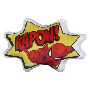 Spider-Man Homecoming Kapow Cushion