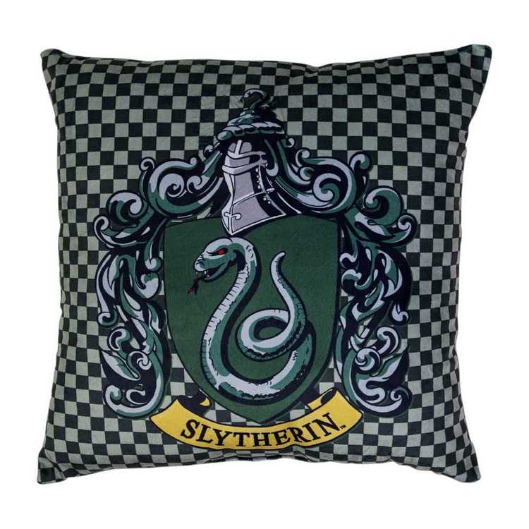 Harry Potter Slytherin Cushion Green