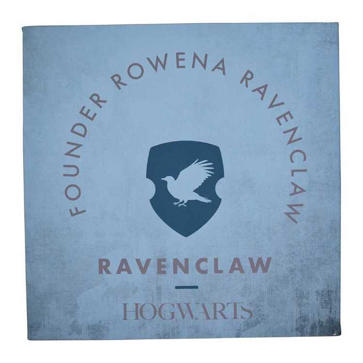 Harry Potter Ravenclaw Wall Canvas