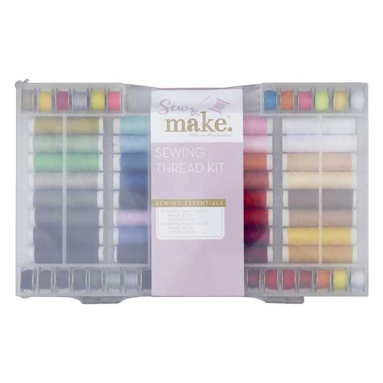 Sew 'N' Make Sewing Thread Set